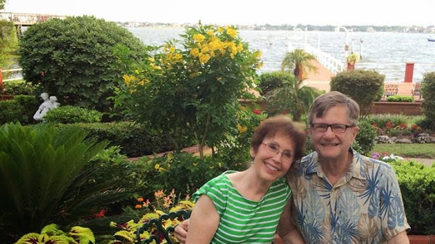 Houston Marriage Counseling Couples-Help Therapist Peggy Halyard  and Doug love Couples Retreats