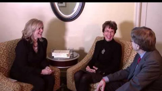 Peggy Halyard Houston marriage counseling therapist interview on Relationship TV by Dr. Tammy Nelson